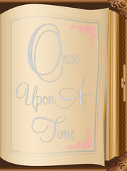 Enchanted Fairytale Once Upon A Time Backdrop - 6882