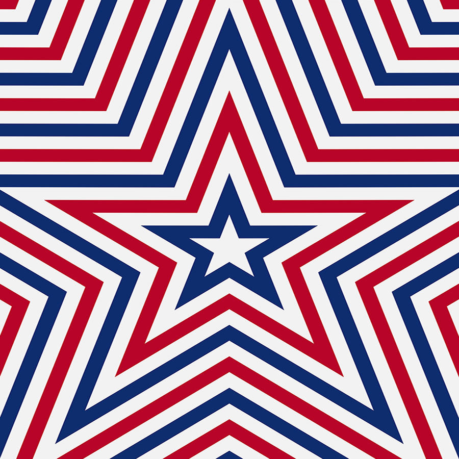 printed patriotic red blue and white star background 6932 backdrop outlet printed patriotic red blue and white star background 6932