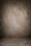 Printed Muslin Brown Tan Spotlight Textured Backdrop - 6944