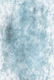 Printed Textured Abstract Overlay Blue Backdrop - 6962