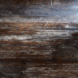 Blue Brown Wood Backdrop - 7117 - Backdrop Outlet