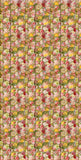 Fancy Flower Wood Backdrop - 7210 - Backdrop Outlet