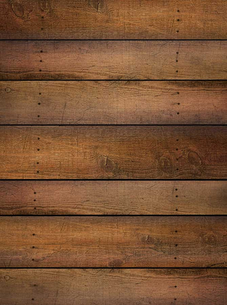 Brown Wood Backdrop - 7862 - Backdrop Outlet