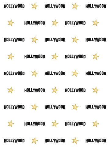 Hollywood Stars Party Backdrop - 8201 - Backdrop Outlet