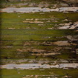 857 Green Weathered Wood Backdrop - Backdrop Outlet