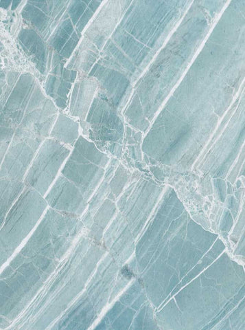 887 Printed Marble Teal Backdrop - Backdrop Outlet
