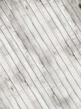 9000 White Angle Wood Backdrop - Backdrop Outlet - 2