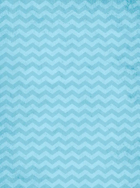 9051 Printed Teal Chevron Photo Backdrop - Backdrop Outlet