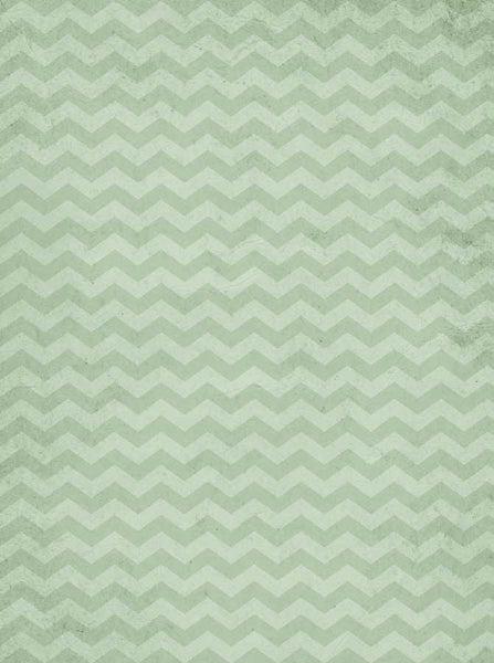 Ocean Green Chevron Backdrop - 9053 - Backdrop Outlet