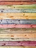 Pastel Wood Backdrop - 970 - Backdrop Outlet