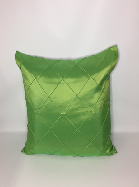 Green Deco Cloth Posing Pillow Cover - PRP403 - Backdrop Outlet