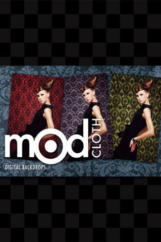 Mod Cloth Digital Backdrops - STMC - Backdrop Outlet