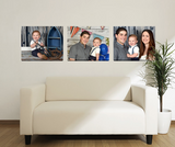 "CW103 - 14""x11"" Photo Gallery Canvas Wrap Print Custom - Backdrop Outlet"