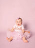 Pink Diamond Cloth Backdrop - AB504