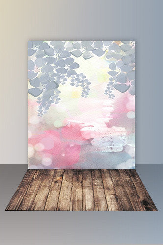 Backdrop And Floor Combo Set - COMBO155 - Backdrop Outlet