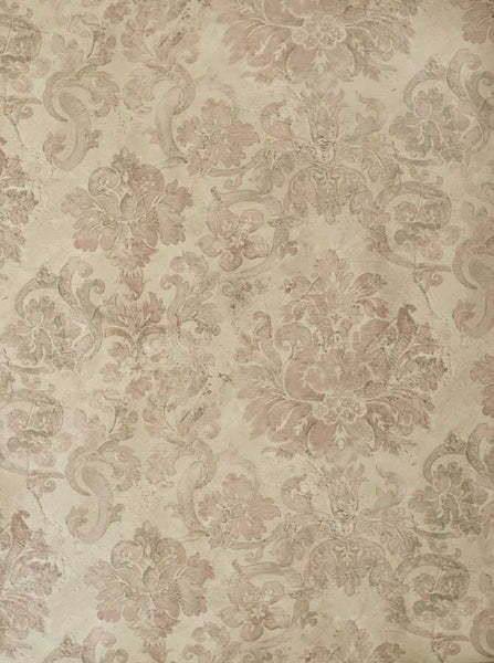 1017 Printed Backdrop Ivory Tapestry  Background - Backdrop Outlet - 4