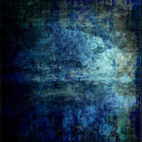Abstract Moody Blues Printed Backdrop - 117 - Backdrop Outlet