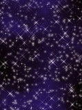1215 Starry nights sky Printed  Photo  Backdrop - Backdrop Outlet