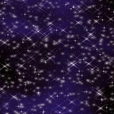 Starry nights sky Printed Photo Backdrop - 1215 - Backdrop Outlet