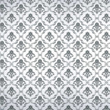 1320 Damask Gray Pattern Backdrop - Backdrop Outlet