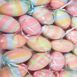 Printed Backdrop Easter Eggs Pastel Photography Backdrop - 1426 - Backdrop Outlet