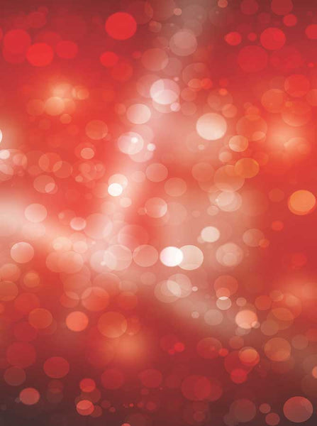 1463 Orange Streaks Bokeh Backdrop - Backdrop Outlet