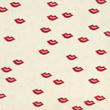 1498 Printed Red Lips Photo Backdrop - Backdrop Outlet