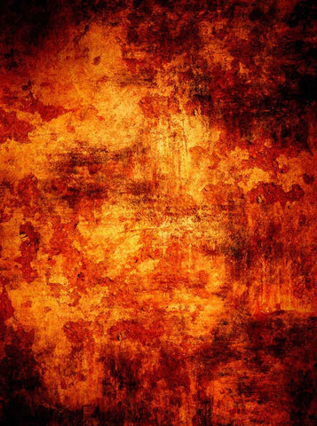 149 Abstract Burnt Fire Backdrop - Backdrop Outlet