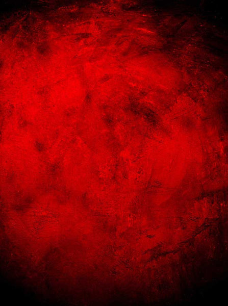 Abstract Red Hot Backdrop - 165 - Backdrop Outlet