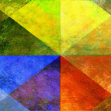 Abstract Primary colors Backdrop - 177 - Backdrop Outlet