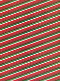 2085 Red green Stripe Christmas Backdrop - Backdrop Outlet