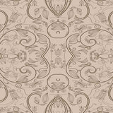 Printed Tan Tapestry Backdrop - 2138 - Backdrop Outlet