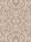 2138 Printed Tan Tapestry Backdrop - Backdrop Outlet