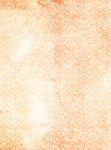 2245 Damask Faded Cream Backdrop - Backdrop Outlet