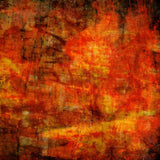 Abstract Orange Glow Backdrop - 226 - Backdrop Outlet