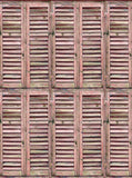 2274 Shutters Pink Backdrop - Backdrop Outlet