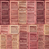 2278 Shutters Sienna Backdrop - Backdrop Outlet