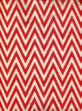 2301 Red White Grunge Chevron Backdrop - Backdrop Outlet