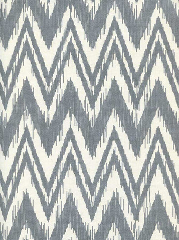 2303 Printed Lite Grey Chevron Backdrop - Backdrop Outlet