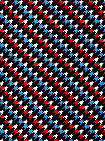 2349 Patriotic Space Pattern Backdrop - Backdrop Outlet