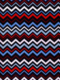 2350 Chevron Patriotic Backdrop - Backdrop Outlet