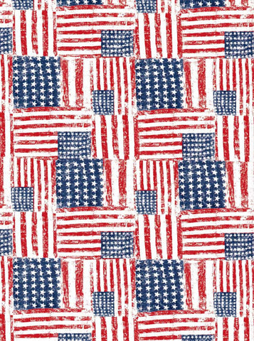 2375 Mixed Flags Backdrop - Backdrop Outlet