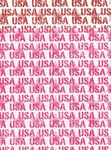 2377 Usa Red Backdrop - Backdrop Outlet