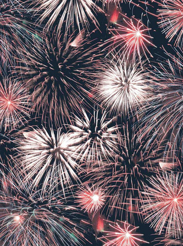 Fireworks Backdrop - 2379 - Backdrop Outlet
