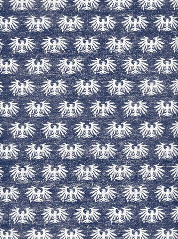 Patriotic Blue Backdrop - 2380 - Backdrop Outlet