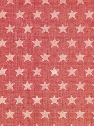 2387 Red Stars Backdrop - Backdrop Outlet