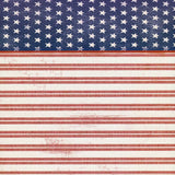 Stars and Stripes Backdrop - 2394 - Backdrop Outlet