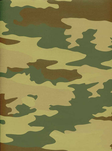 2400 Green Camouflage Backdrop - Backdrop Outlet