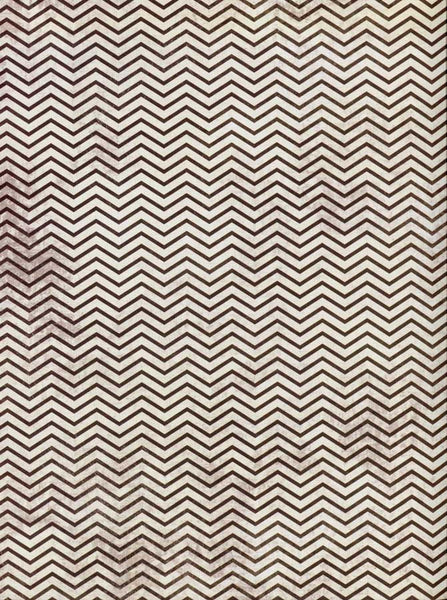 2651 Brown Grunge Chevron Backdrop - Backdrop Outlet