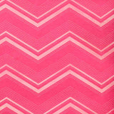 2699 Hot Pink Zig Chevron Backdrop - Backdrop Outlet